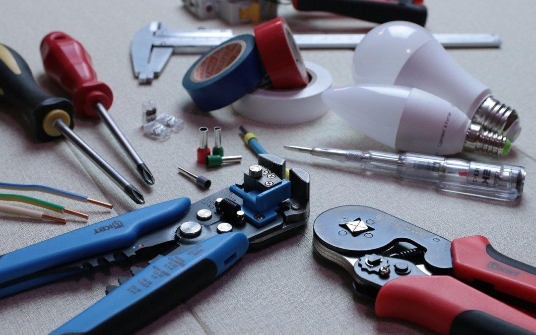 Die richtige Auswahl von Werkzeugen für Heimwerker